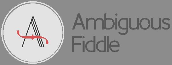 Ambiguous Fiddle
